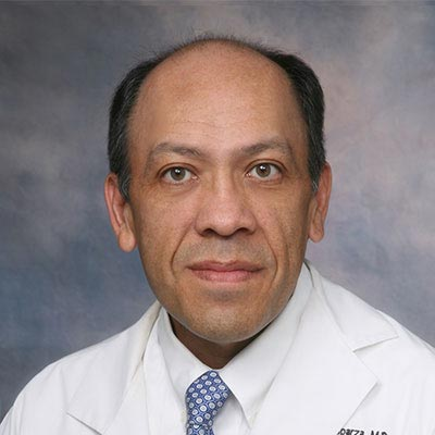 Francisco H Esparza, MD