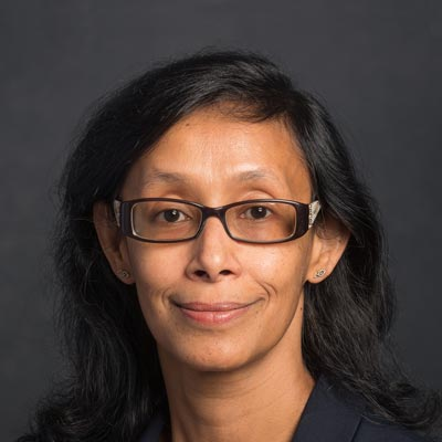 Sharmila Roy Chowdhury, MD