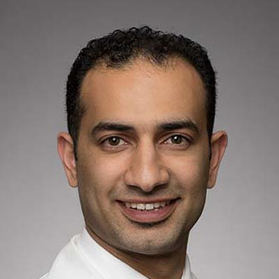 Ahmed Saeed, MD