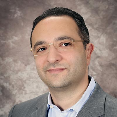 Samer Ghostine, MD