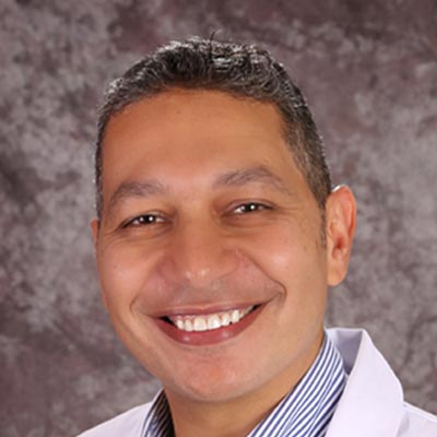 Ahmed El-Bershawi, MD