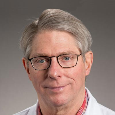 Dr. Pogson with Midwest Heart & Vascular Specialists